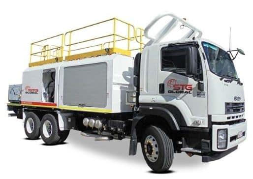 Lube Trucks