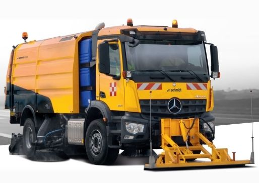 SWEEPER TRUCKS (AS990)